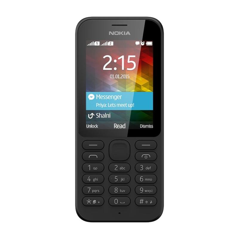 Nokia 215 DS black - 1