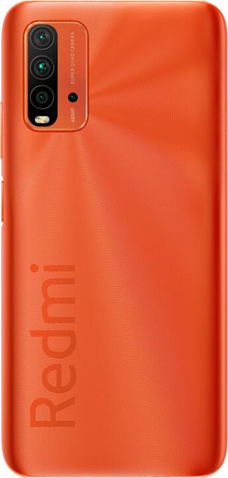 Xiaomi Redmi 9T 4/64GB Orange - 4