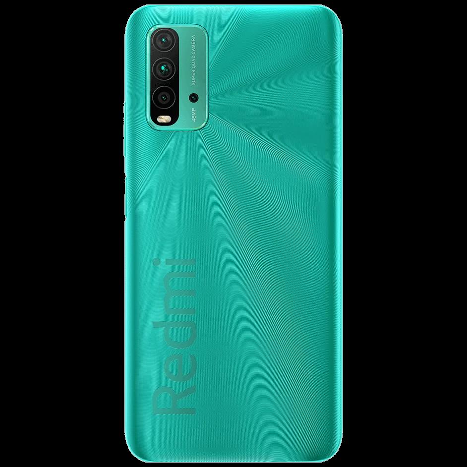 Xiaomi Redmi 9T 4/128GB Green - 6
