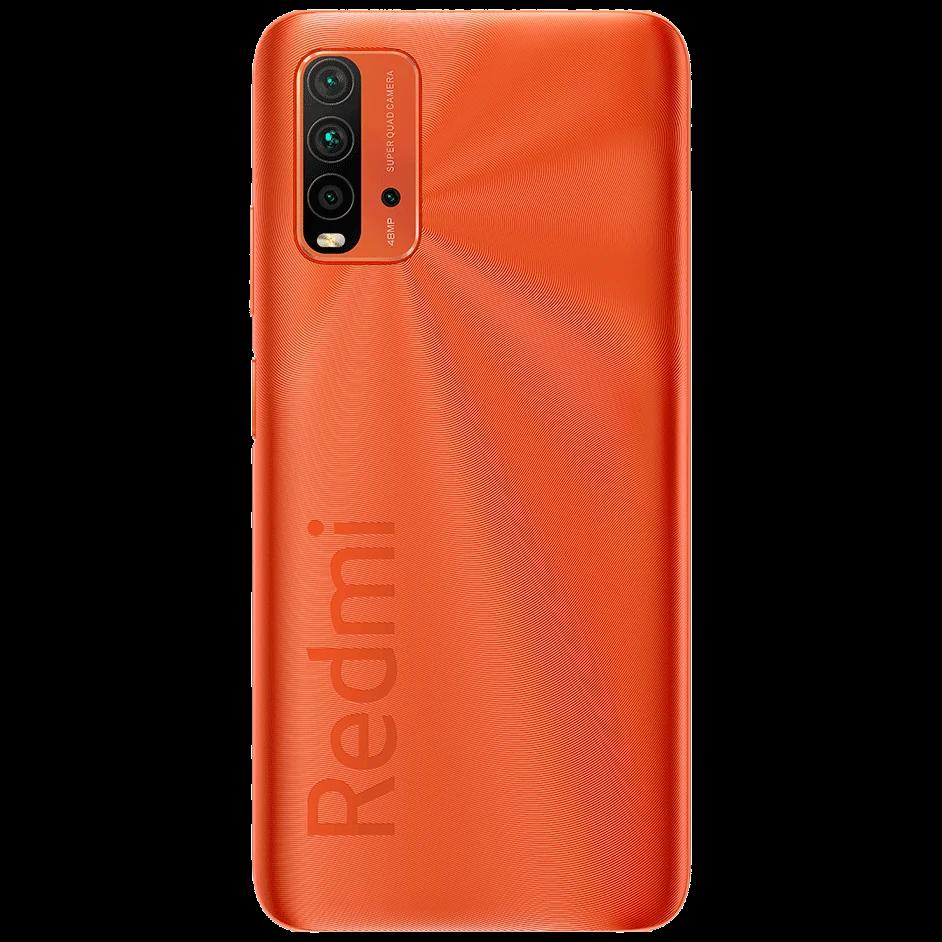 Xiaomi Redmi 9T 4/128GB Orange - 6
