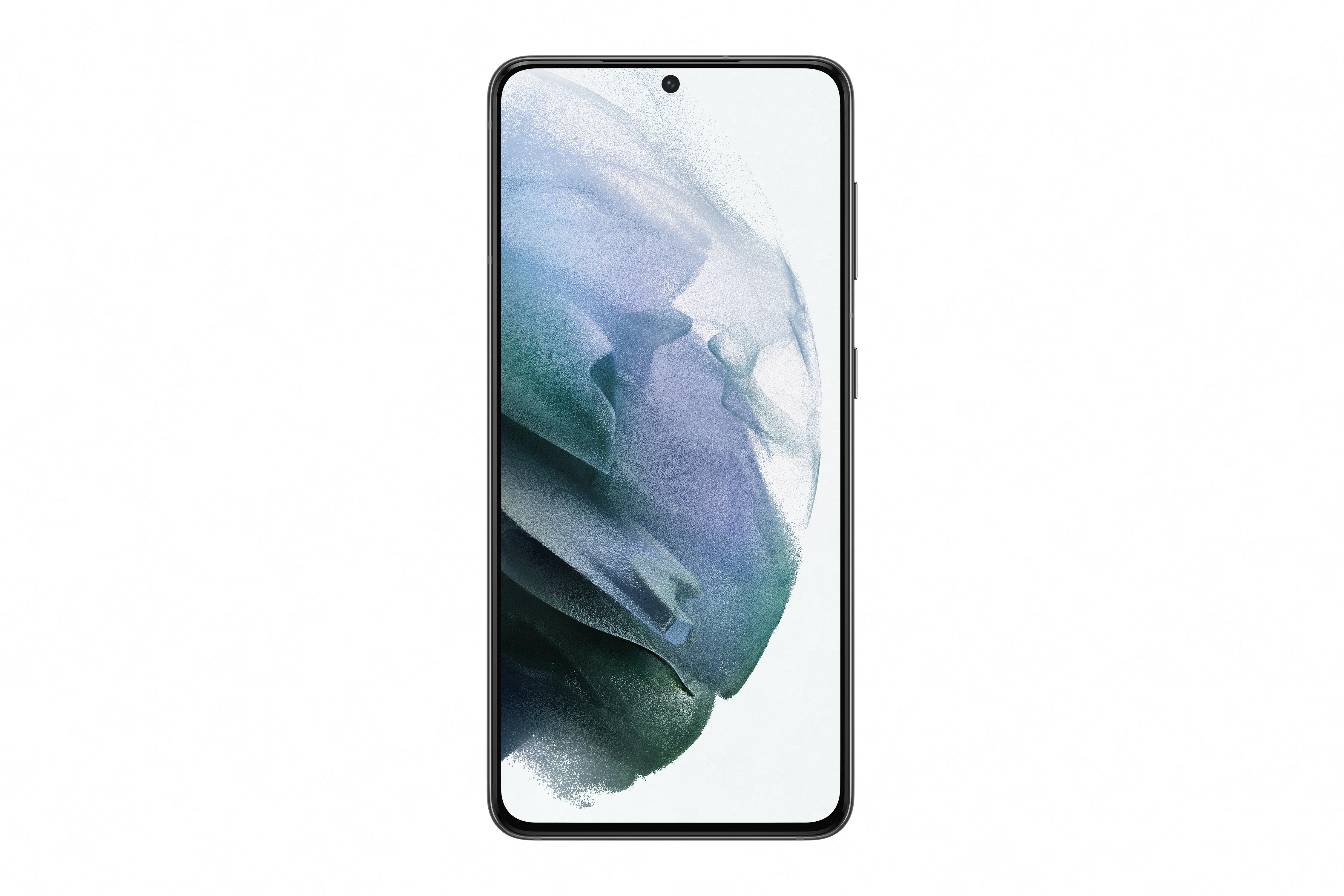 Samsung Galaxy S21 DUAL (SM-G991B) Gray - 1