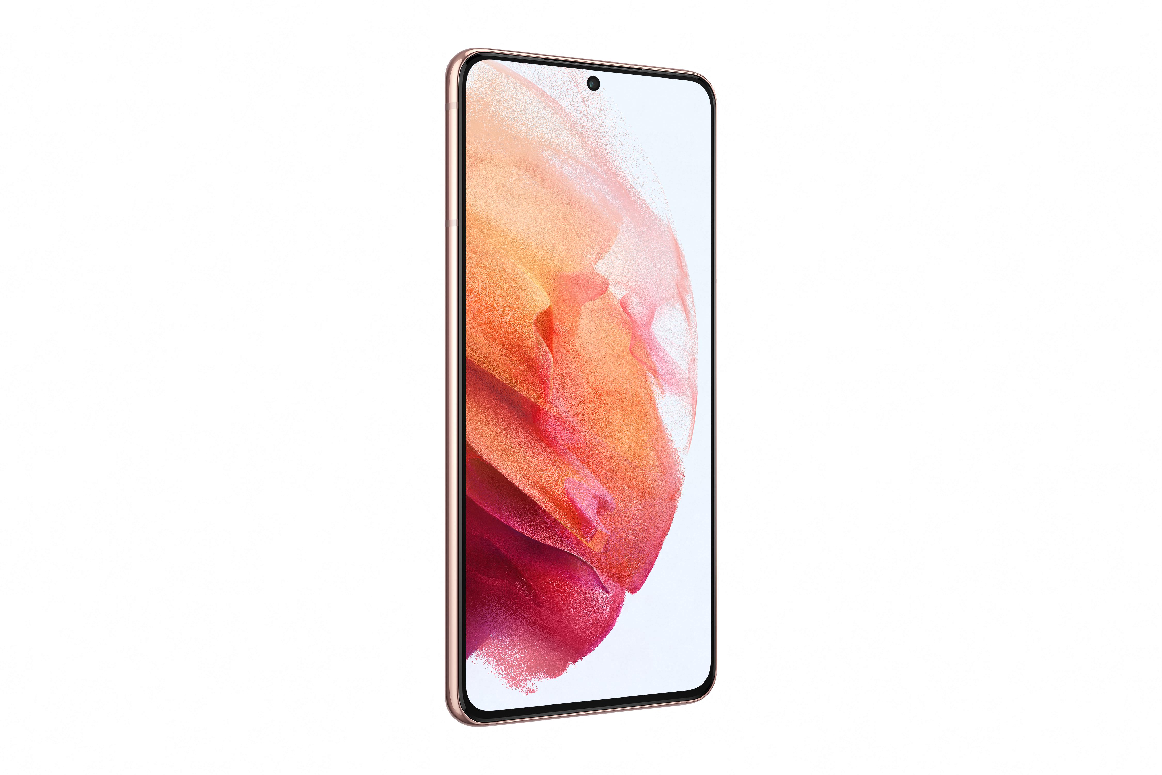 Samsung Galaxy S21 DUAL (SM-G991B) Pink - 2