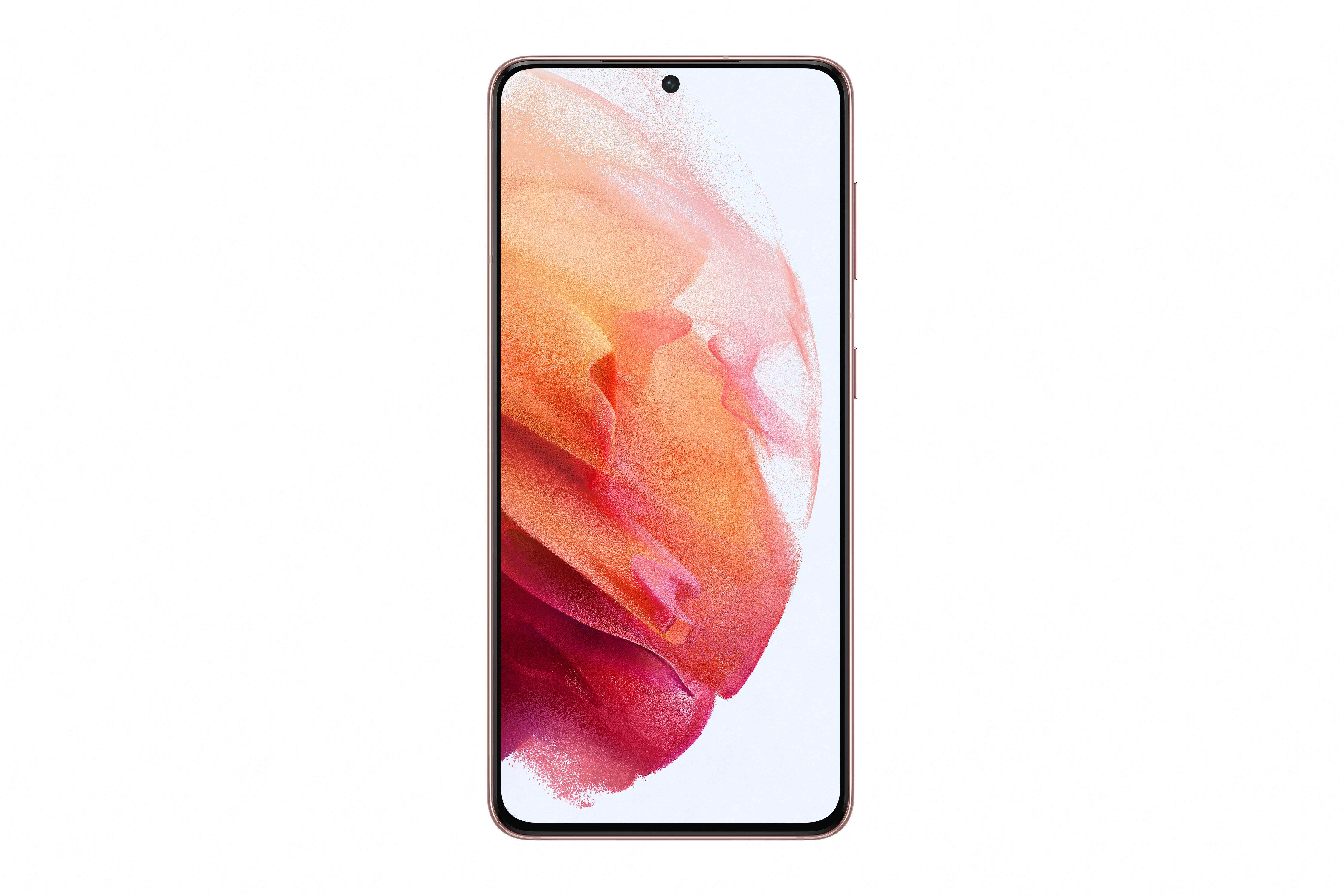 Samsung Galaxy S21 DUAL (SM-G991B) Pink - 1