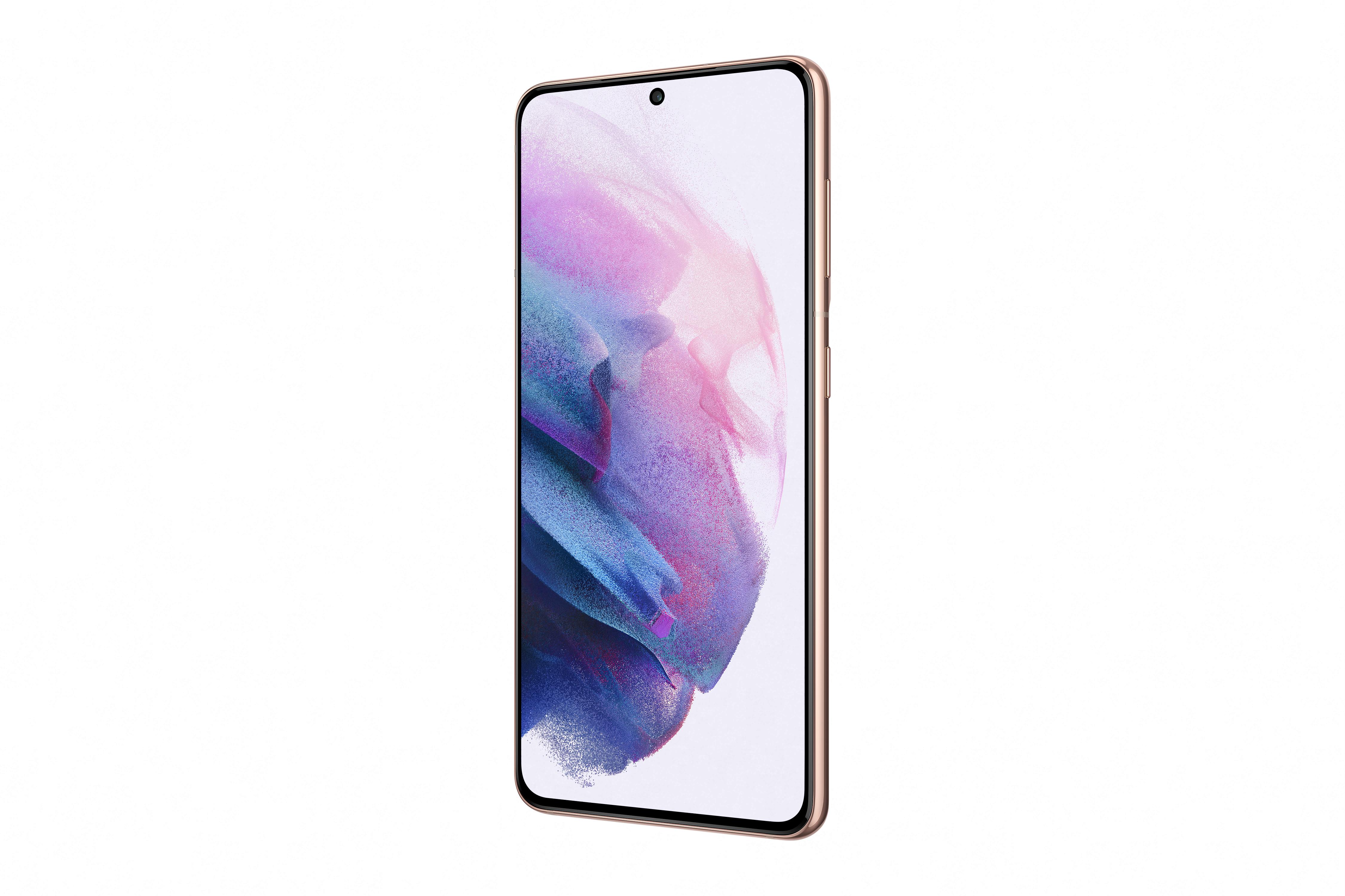 Samsung Galaxy S21 DUAL (SM-G991B) Violet - 2