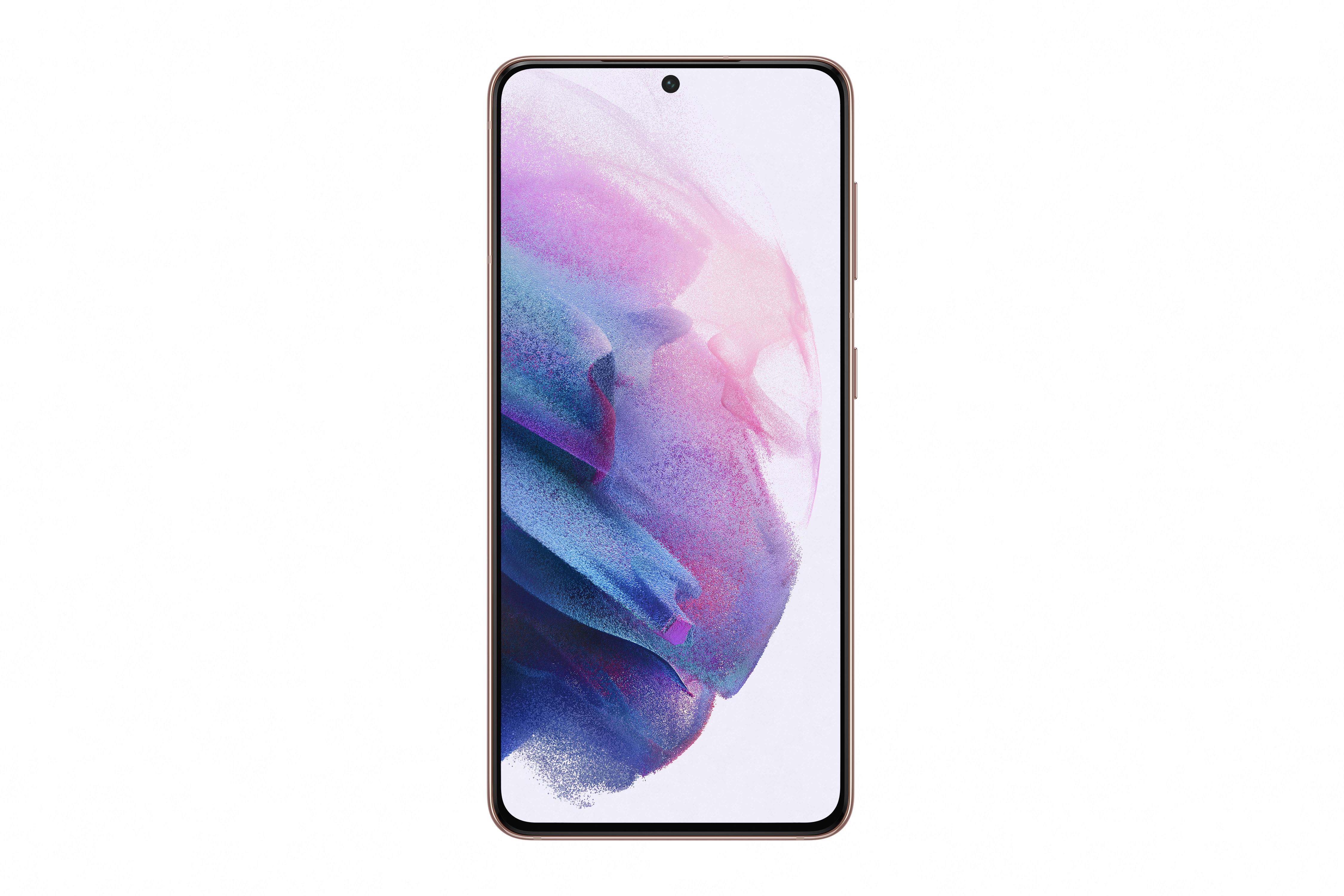 Samsung Galaxy S21 DUAL (SM-G991B) Violet - 1