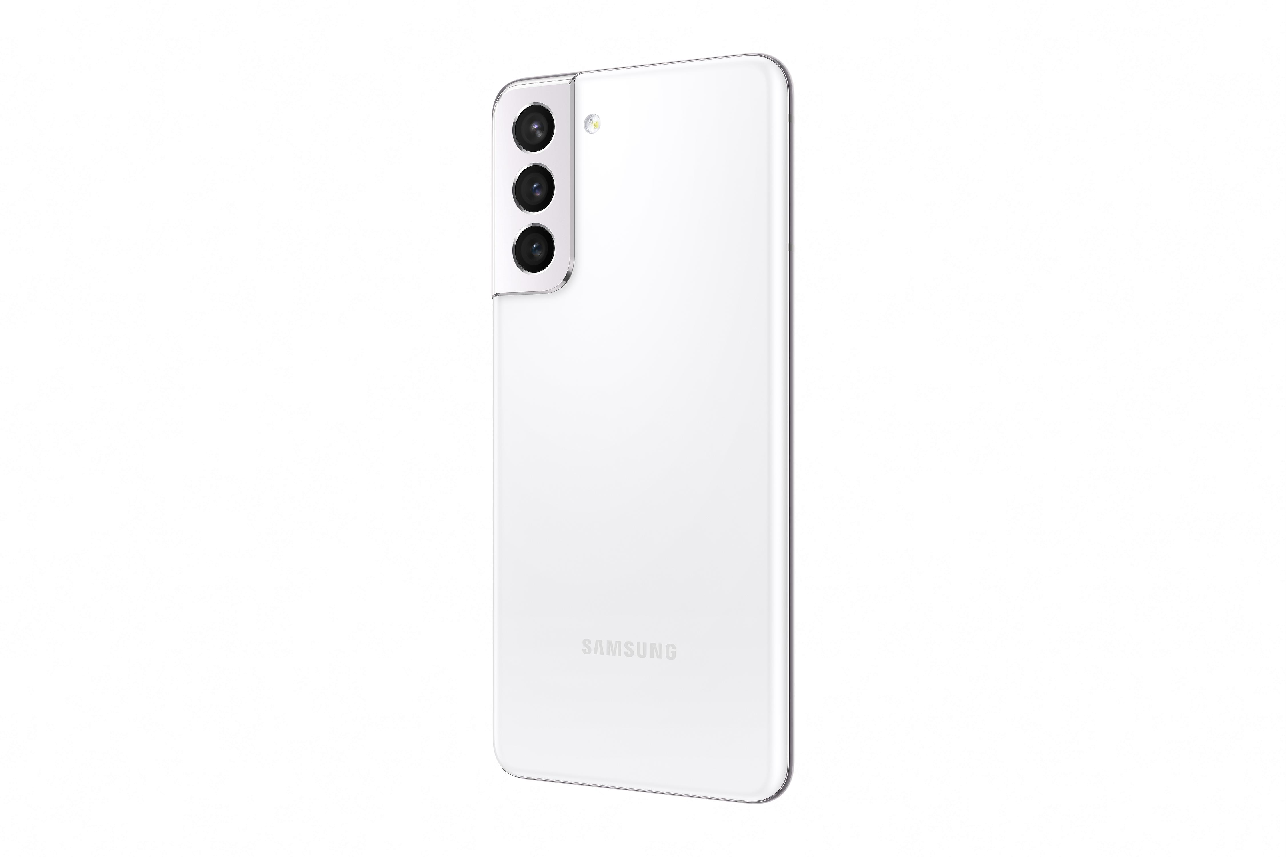 Samsung Galaxy S21 DUAL (SM-G991B) White - 4