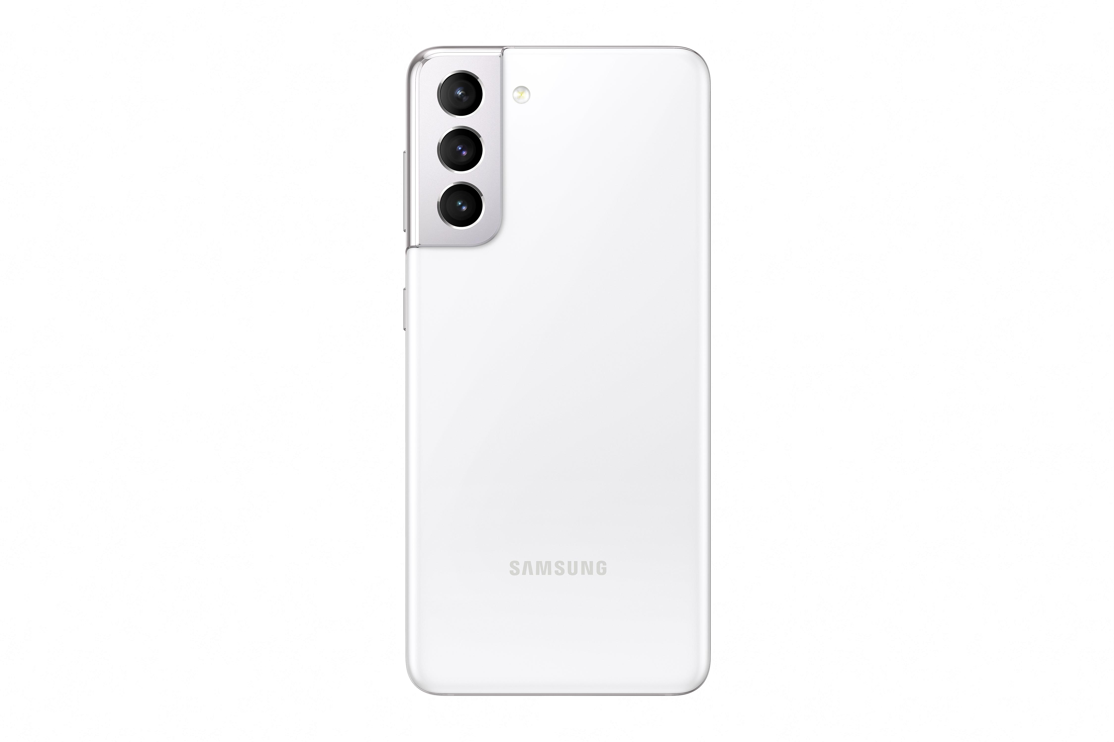Samsung Galaxy S21 DUAL (SM-G991B) White - 3