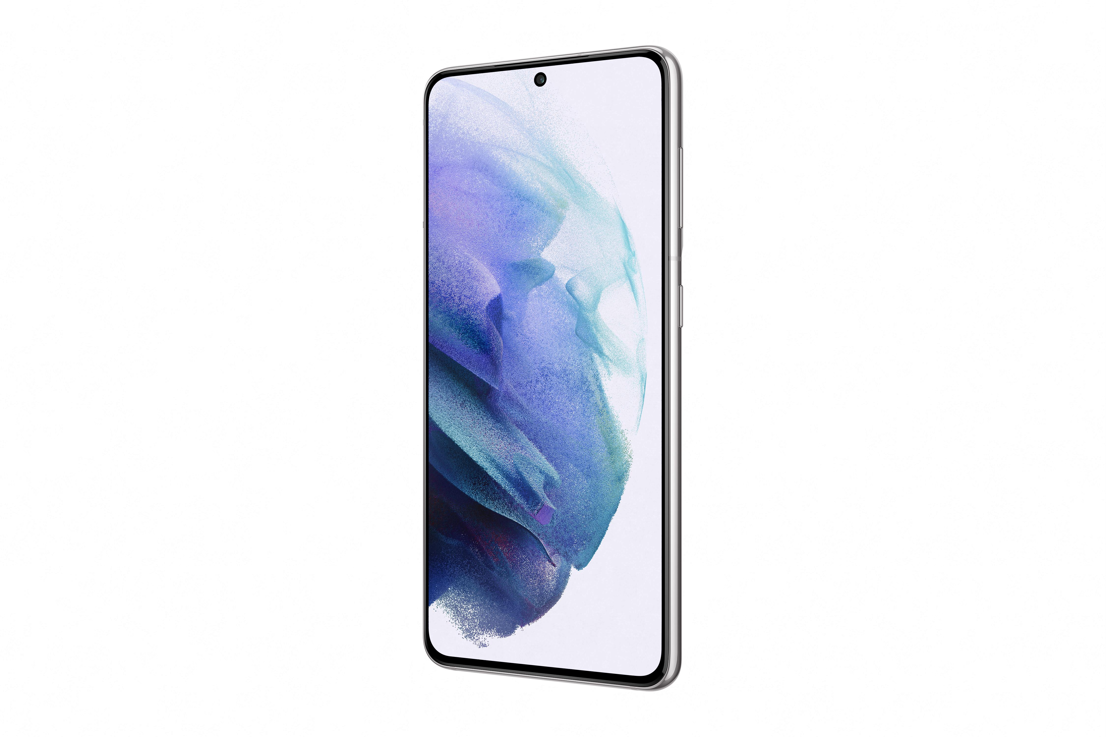 Samsung Galaxy S21 DUAL (SM-G991B) White - 2