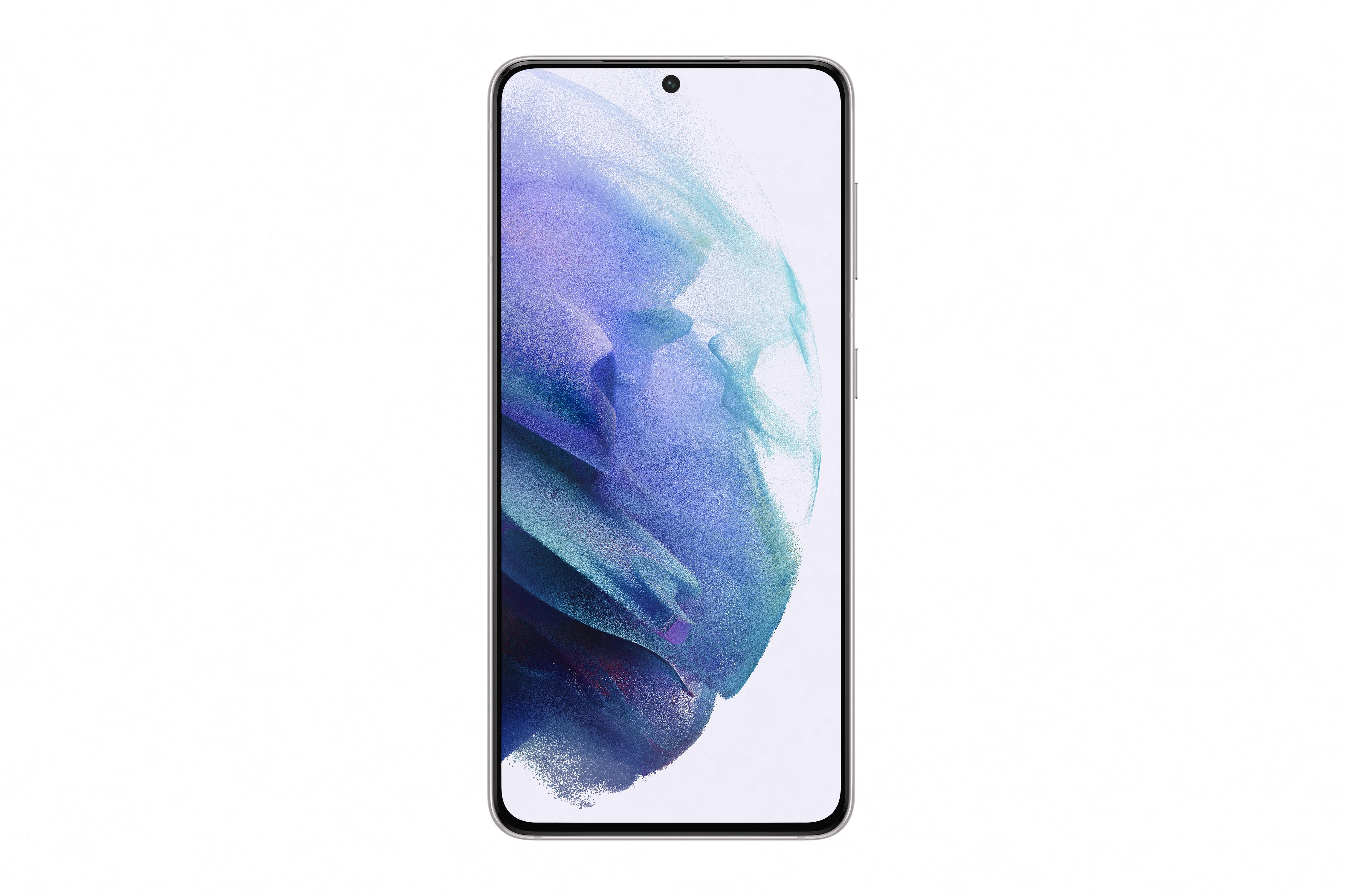 Samsung Galaxy S21 DUAL (SM-G991B) White - 1