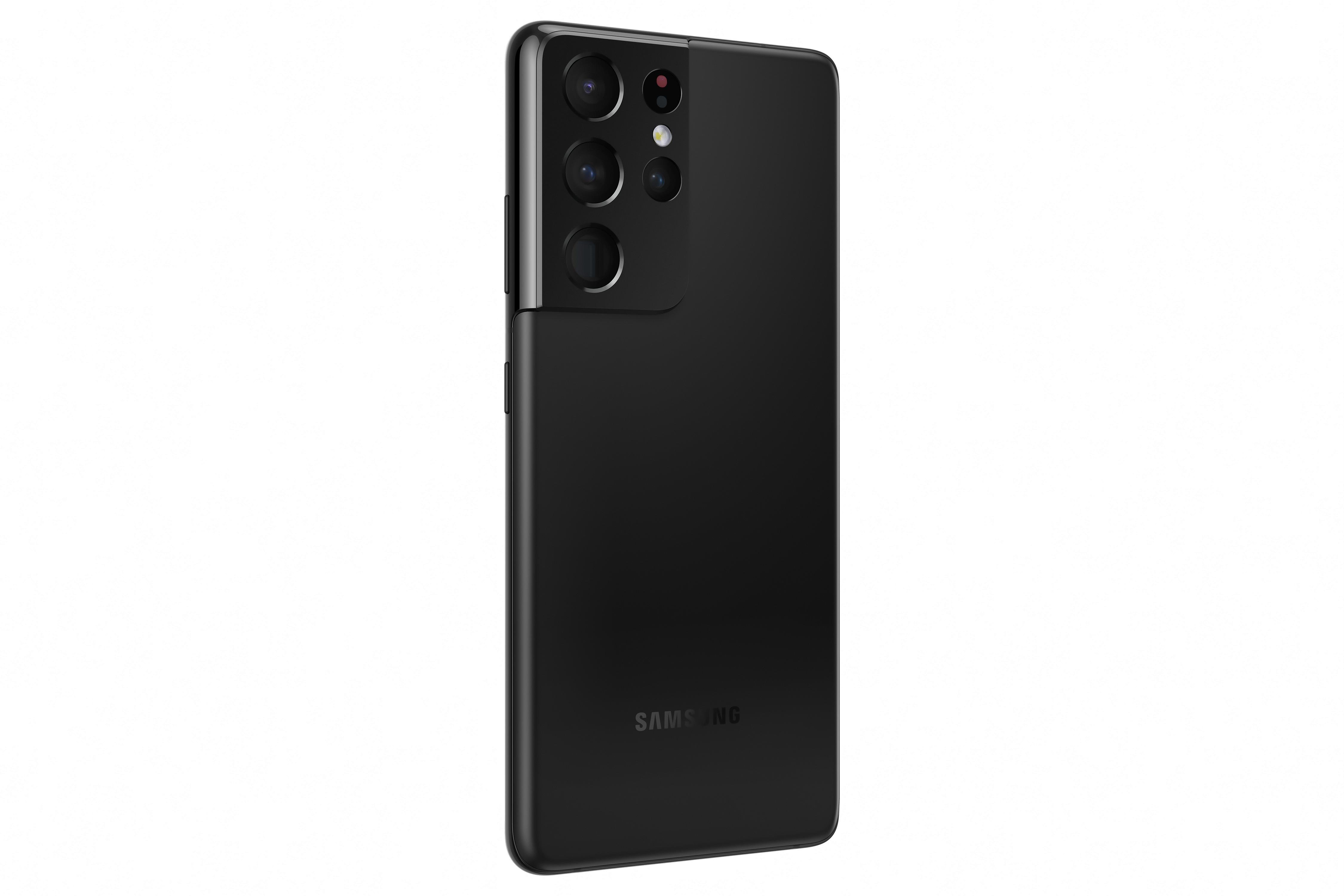 Samsung Galaxy S21 Ultra DUAL (SM-G998B) Black - 4