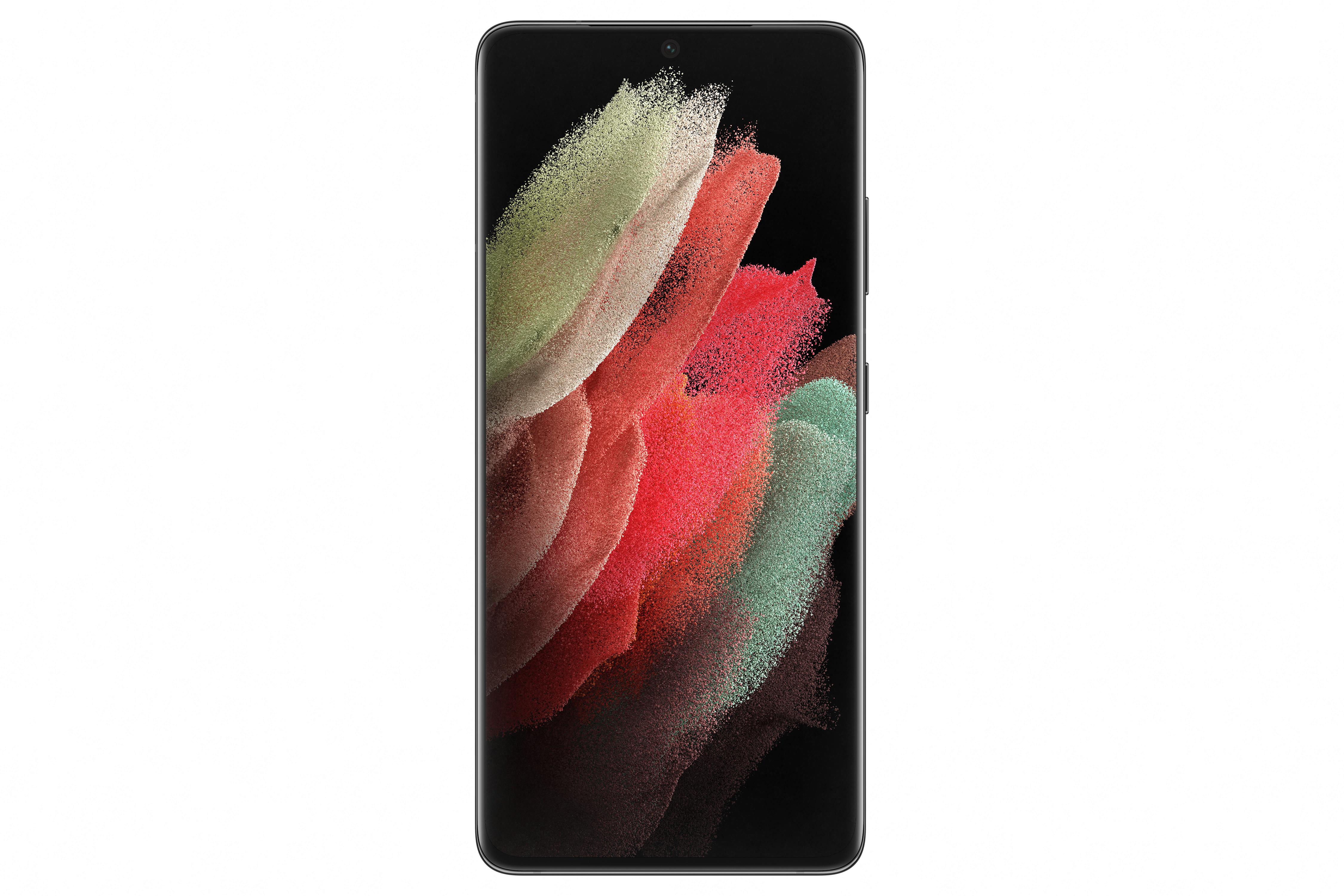 Samsung Galaxy S21 Ultra DUAL (SM-G998B) Black - 1