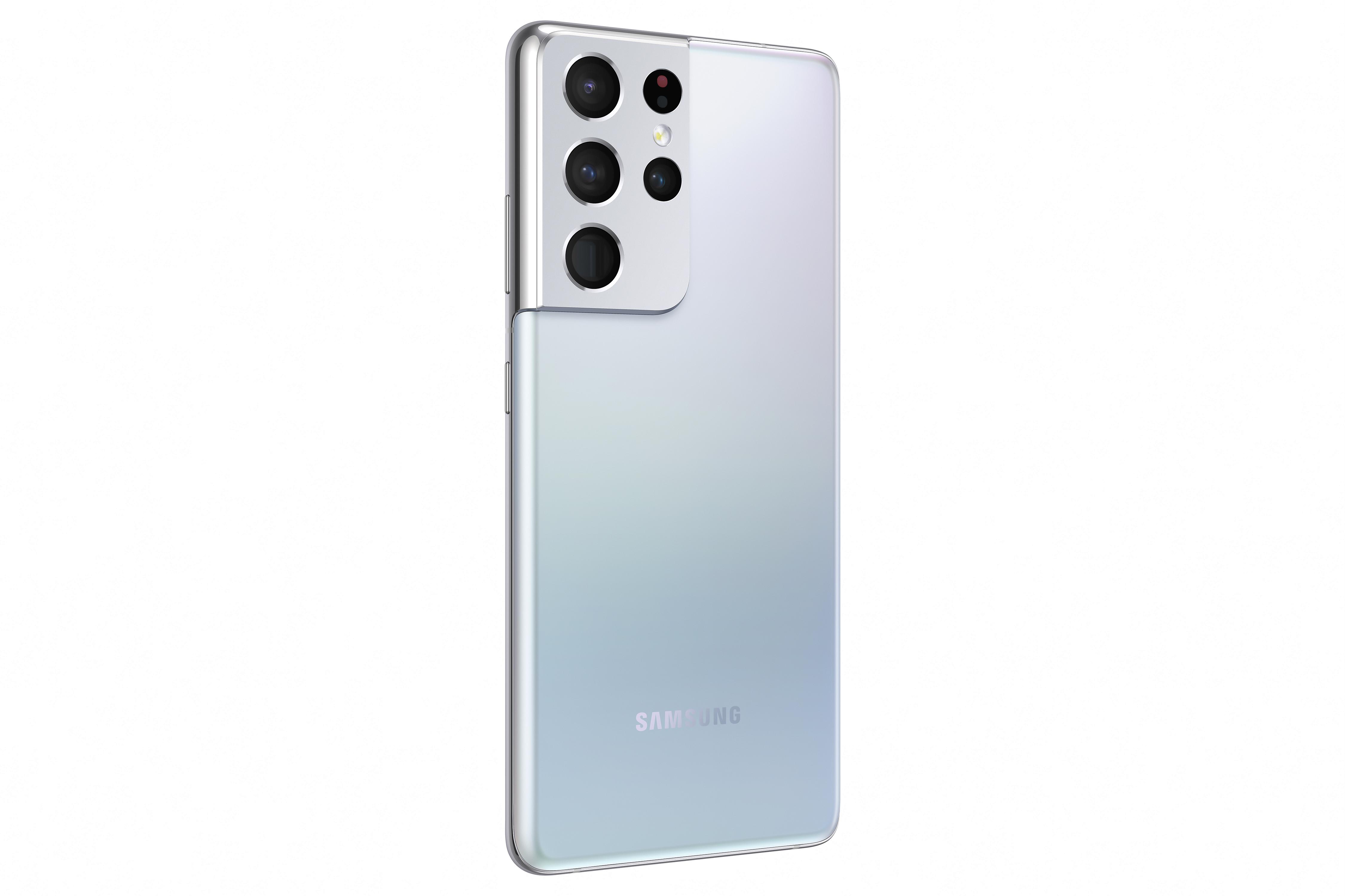 Samsung Galaxy S21 Ultra DUAL (SM-G998B) Silver - 4
