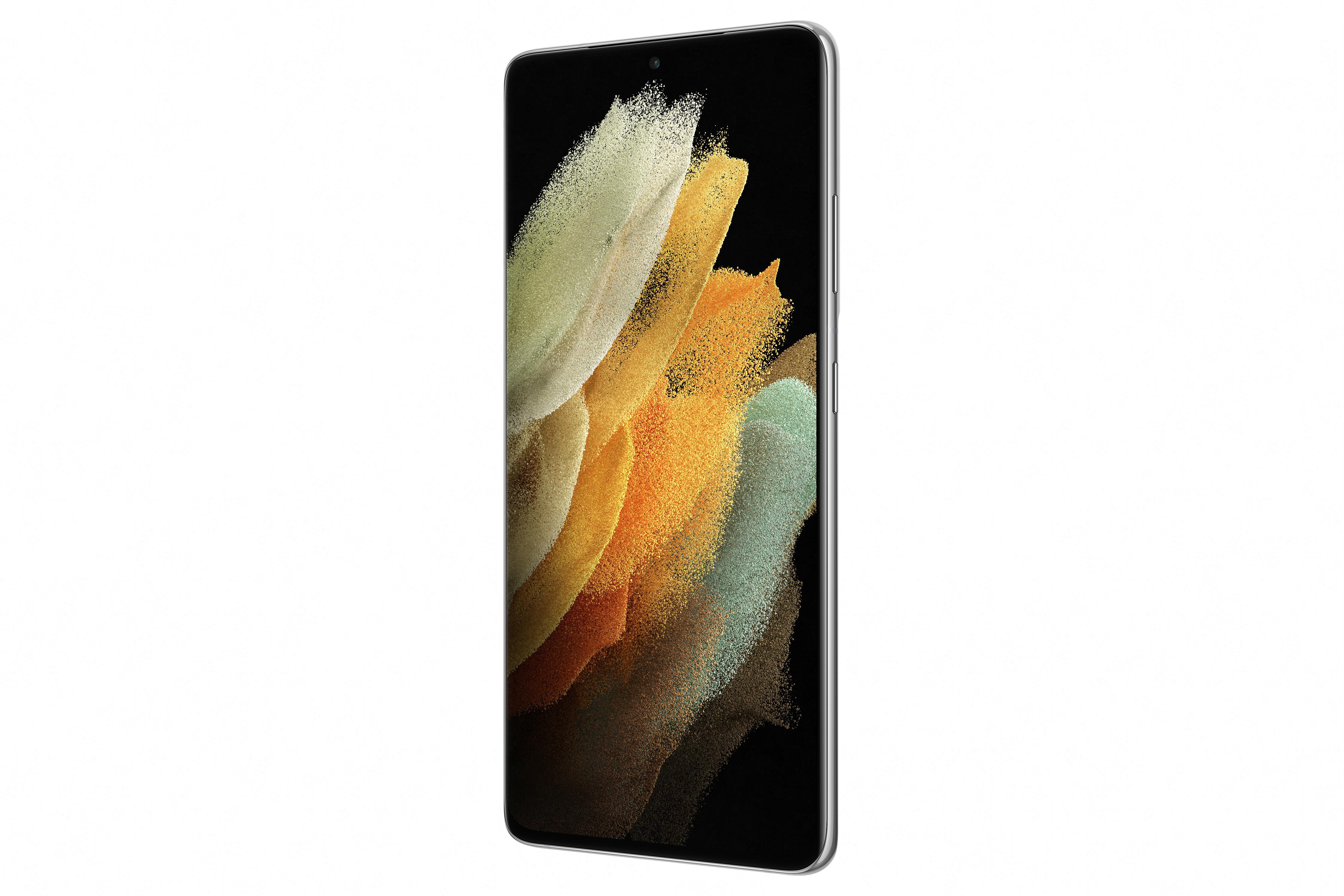 Samsung Galaxy S21 Ultra DUAL (SM-G998B) Silver - 2
