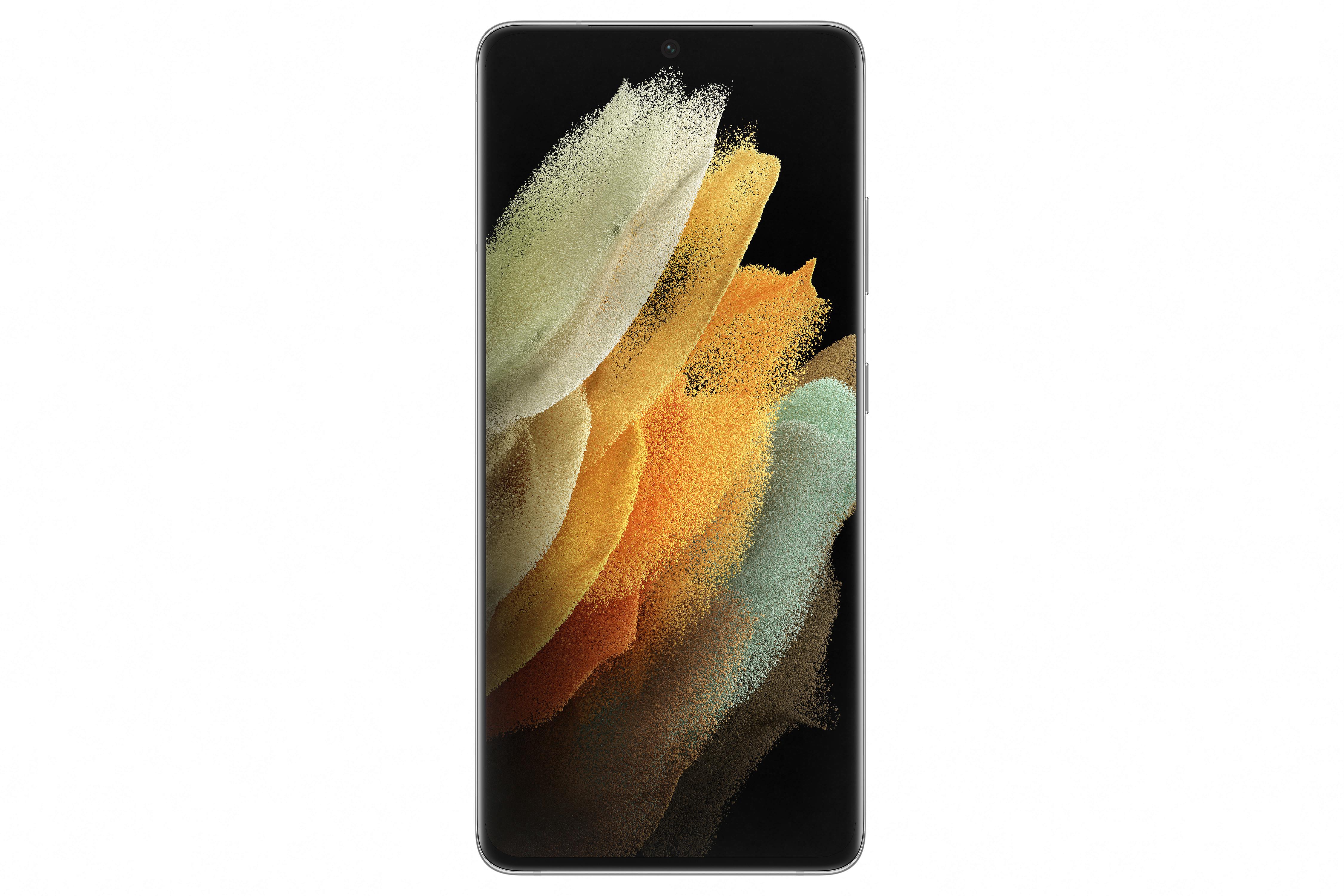 Samsung Galaxy S21 Ultra DUAL (SM-G998B) Silver - 1