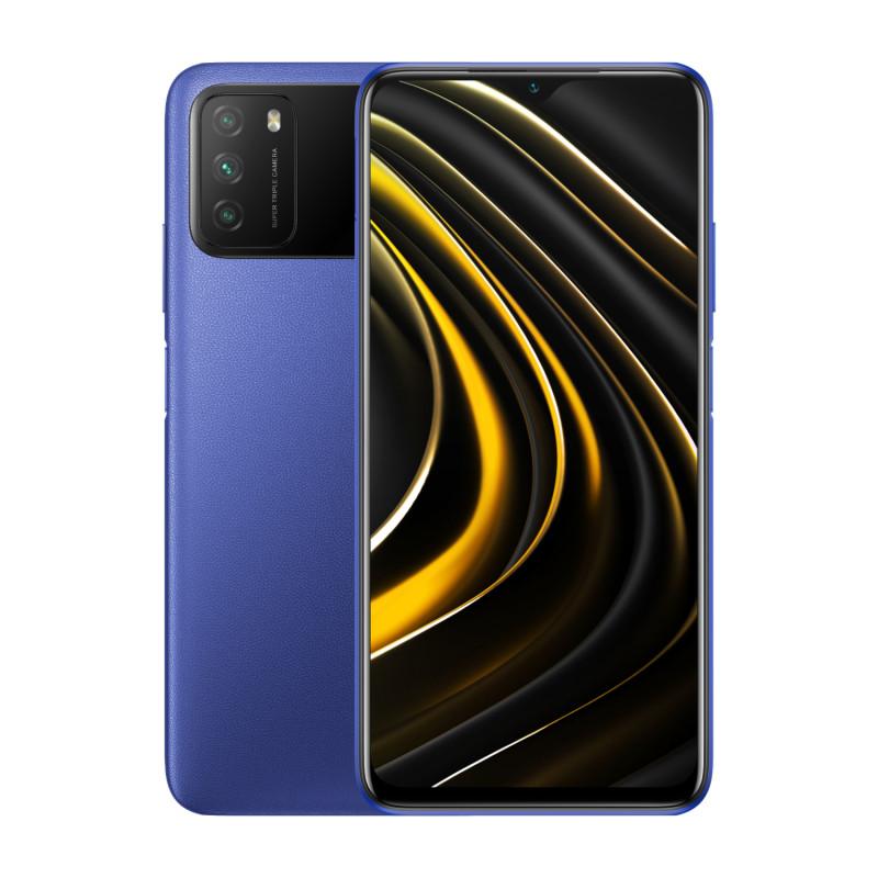 Xiaomi Poco M3 4/64GB Blue - 1