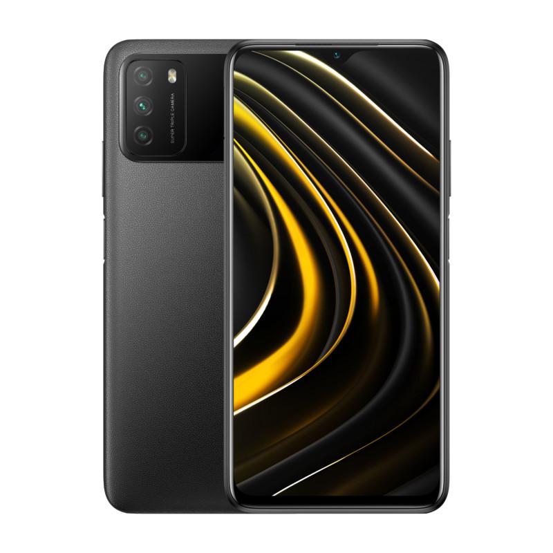 Xiaomi Poco M3 4/64GB Black - 1