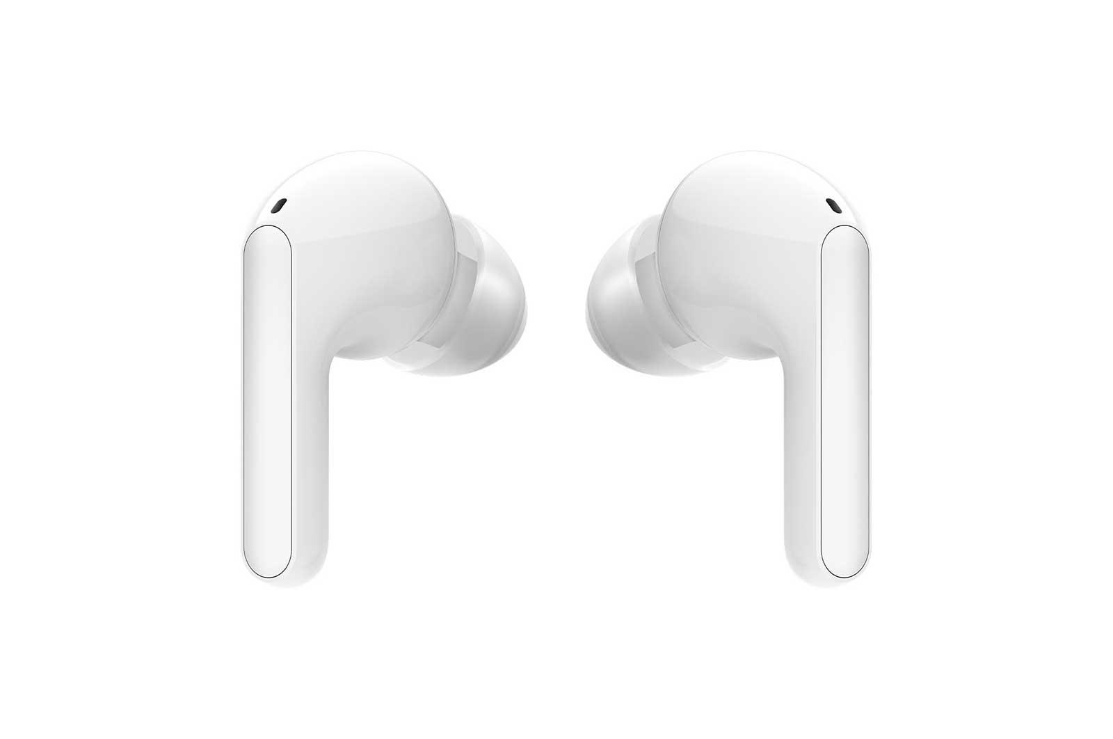 Qulaqlıq Earbuds LG TONE Free UVnano FN6 White  - 5