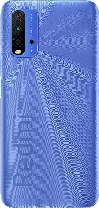 Xiaomi Redmi 9T 4/64GB Blue - 4