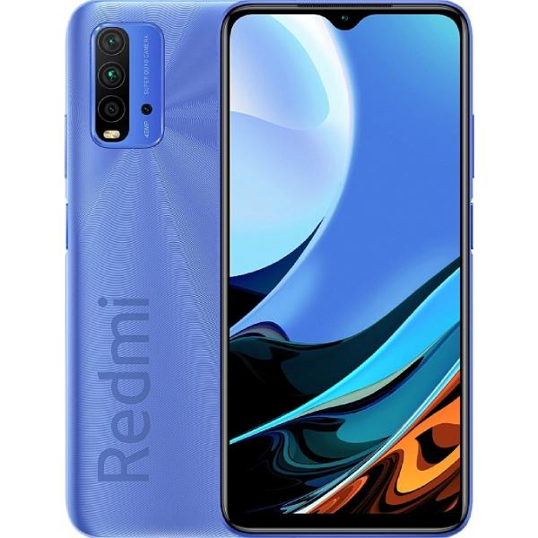 Xiaomi Redmi 9T 4/64GB Blue - 1