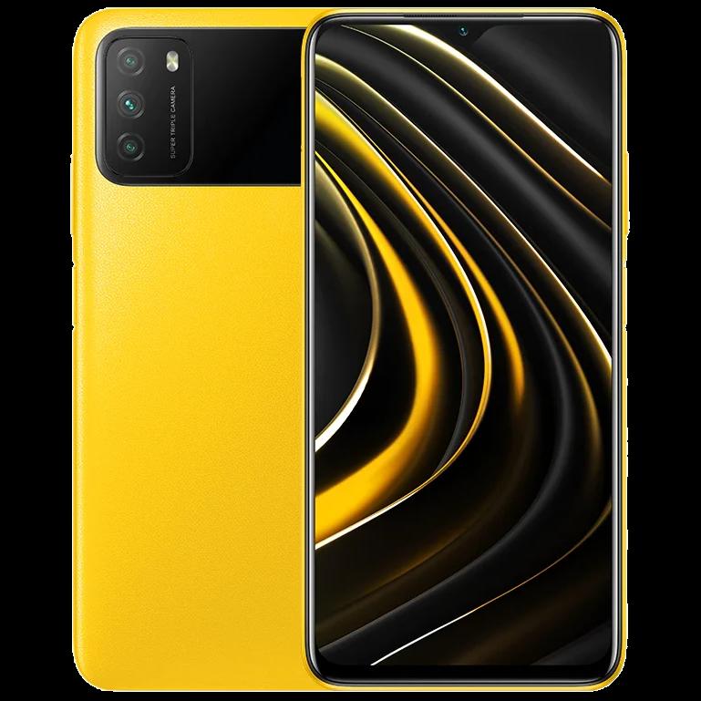 XIAOMI POCO M3 4/128GB Yellow - 1