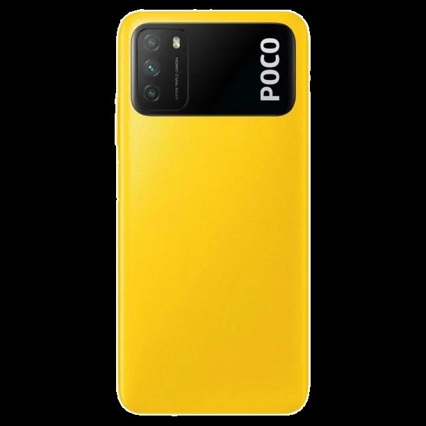 XIAOMI POCO M3 4/128GB Yellow - 5