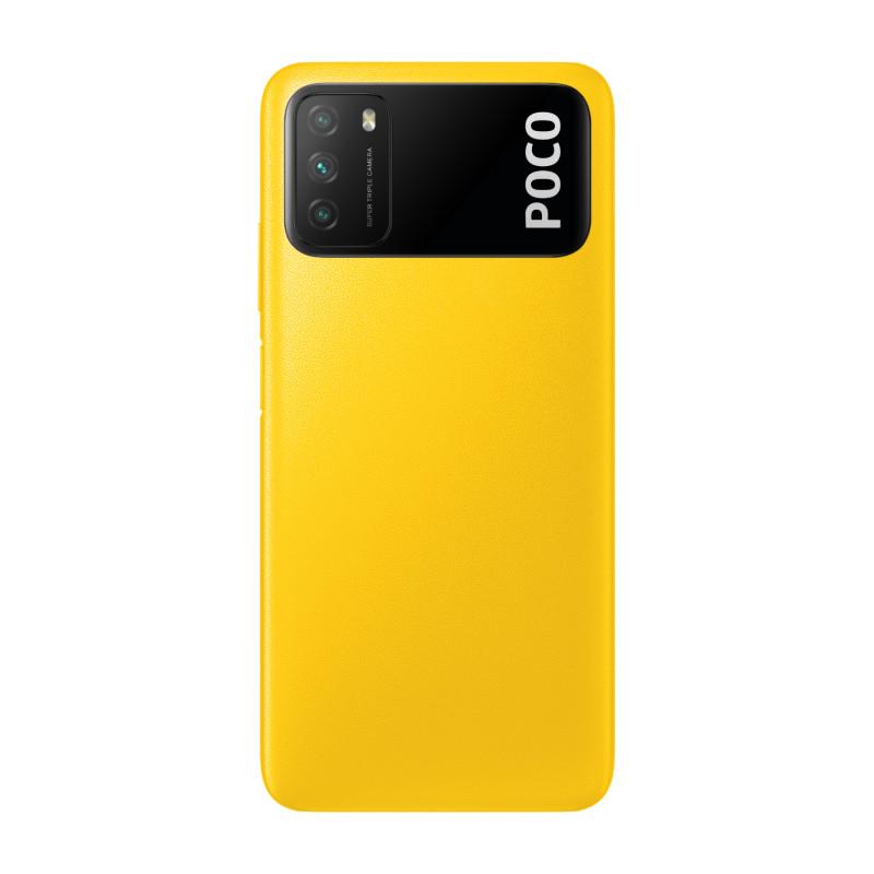 XIAOMI POCO M3 4/128GB Yellow - 2