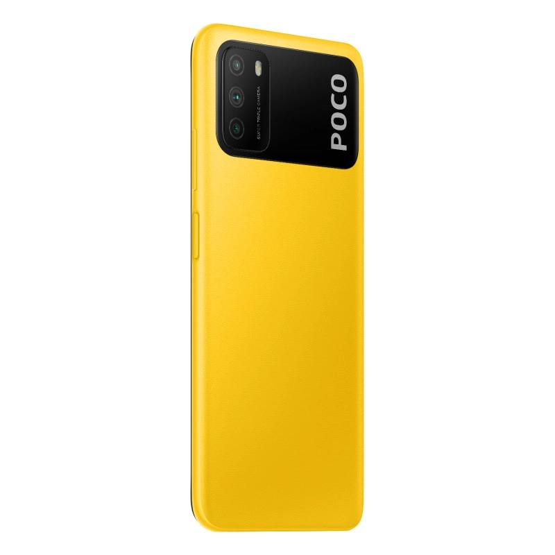 XIAOMI POCO M3 4/128GB Yellow - 4