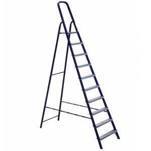 Лестница Alumet 10 ступени алюминова 40*20 (M 8410)