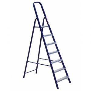 Лестница Alumet 7 ступени алюминовая 40*20 (M 8407)