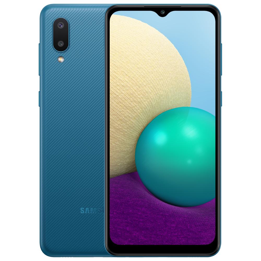 Samsung galaxy A02 (SM-A022) 32GB BLUE - 1