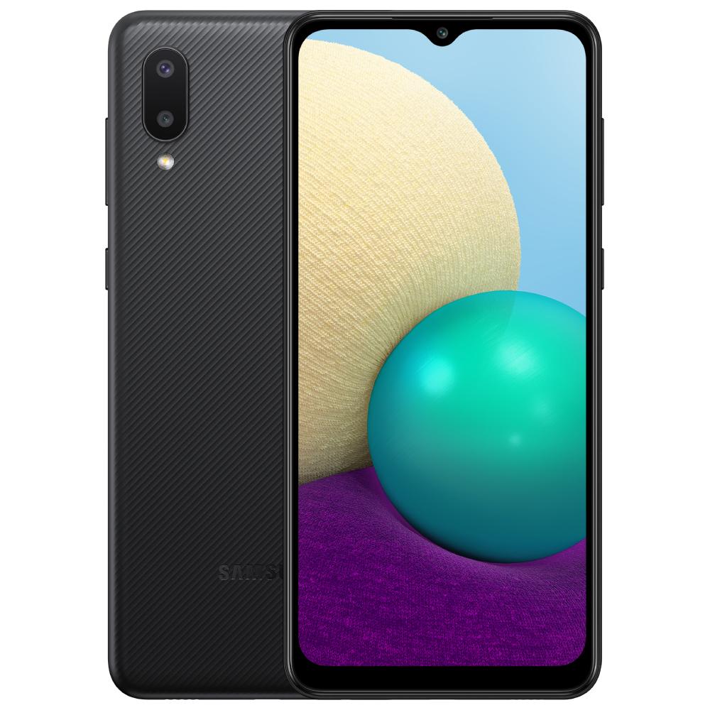 Samsung galaxy A02 (SM-A022) 32GB BLACK - 1