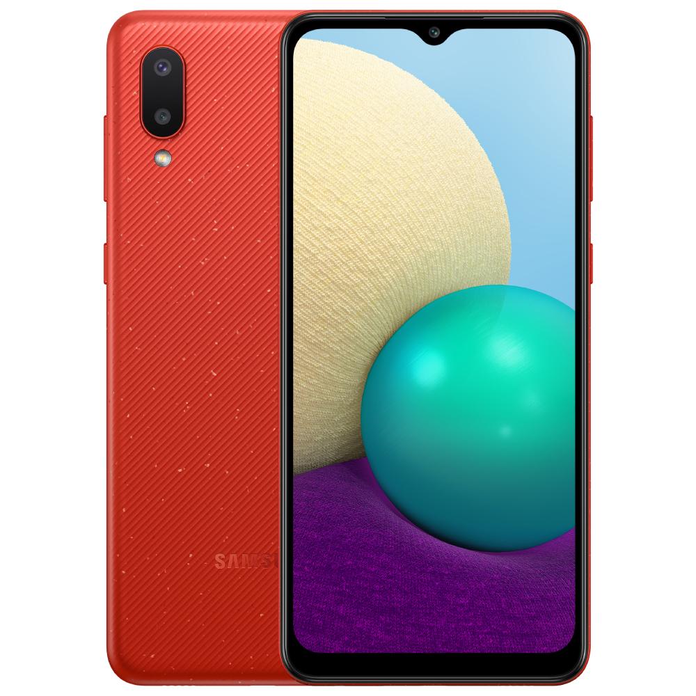 Samsung galaxy A02 (SM-A022) 32GB RED - 1