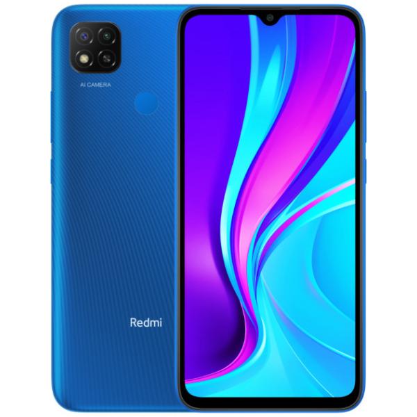 XIAOMI REDMI 9C  2/32GB NFC Blue - 1