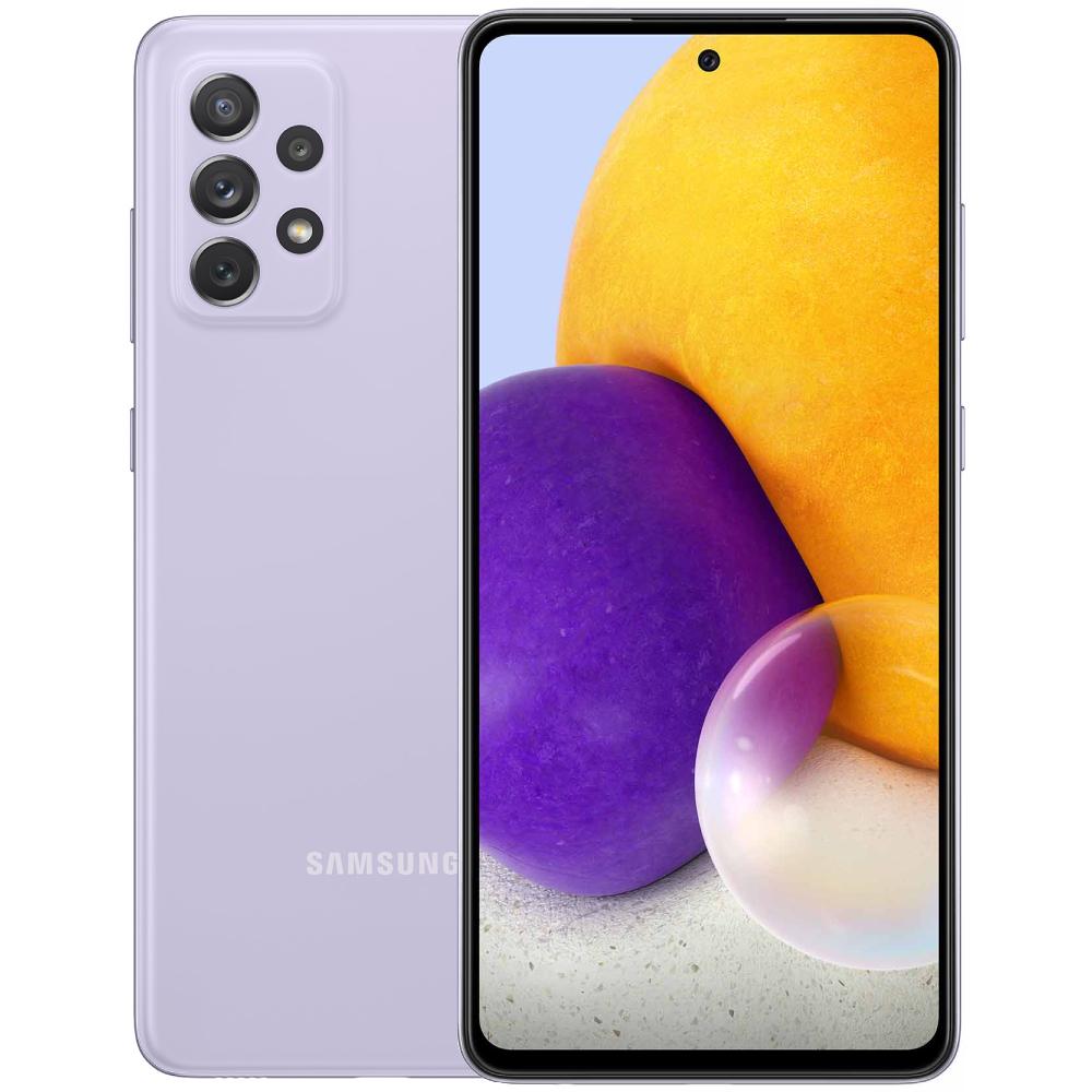 Samsung Galaxy A72 DS (SM-A725) 256GB Violet - 1