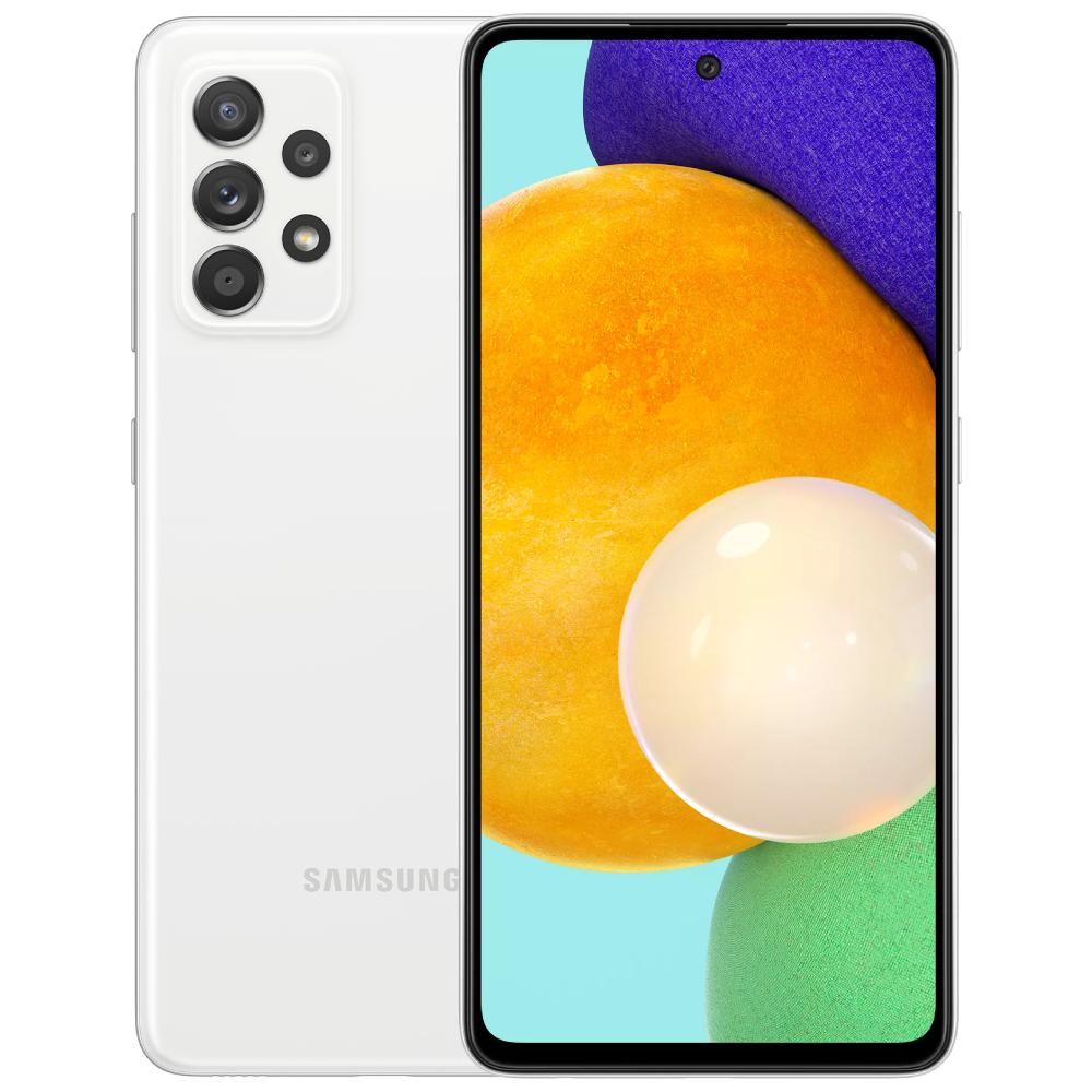 Samsung Galaxy A52 DS (SM-A525) 256GB White - 1