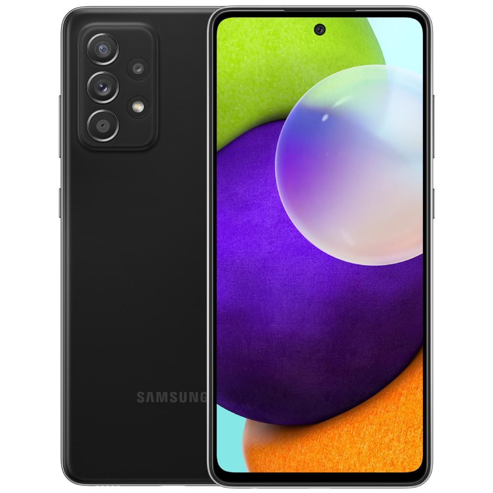 Samsung Galaxy A52 DS (SM-A525) 256GB Black - 1