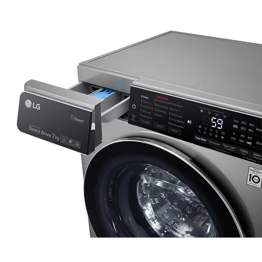 Стиральная машина LG F2T9HS9S  - 4