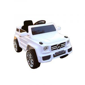 Электромобиль Mercedes Benz G-Wagen AMG 1305Y white