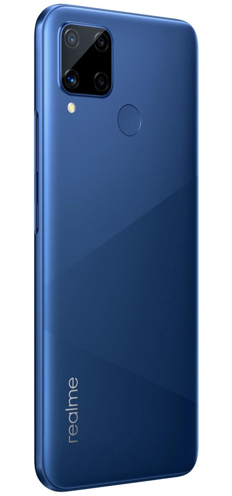 Realme C15 4/64GB Blue - 3
