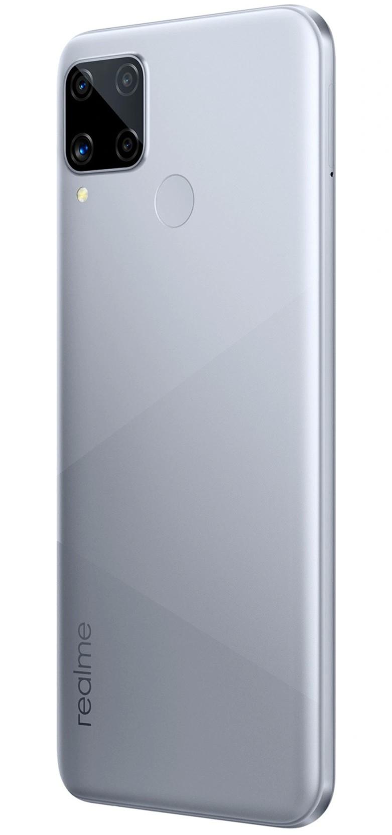 Realme C15 4/64GB Silver - 3