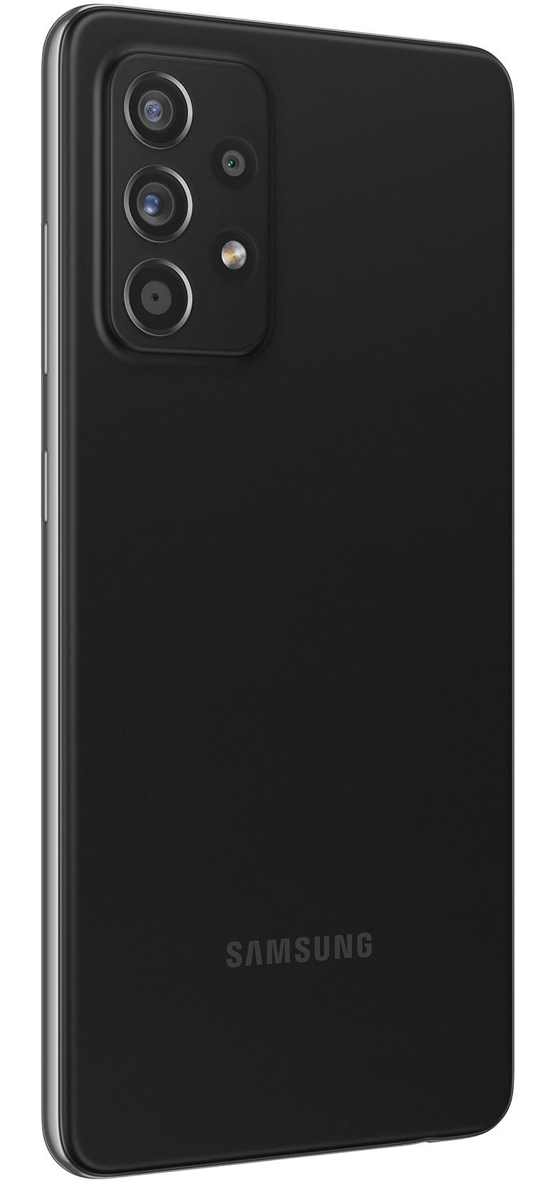 Samsung Galaxy A52 DS (SM-A525) 256GB Black - 4
