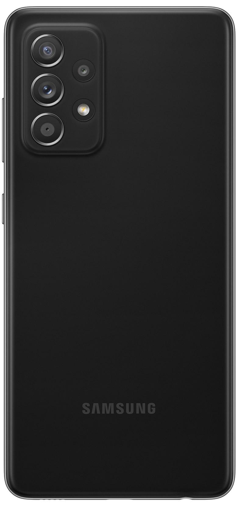 Samsung Galaxy A52 DS (SM-A525) 256GB Black - 3