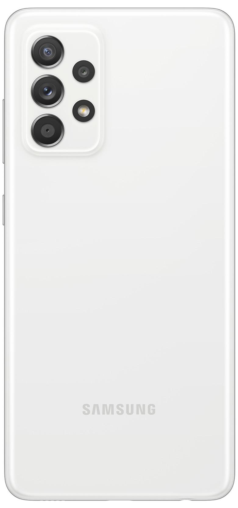 Samsung Galaxy A52 DS (SM-A525) 256GB White - 3