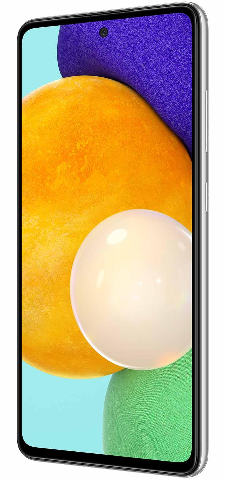 Samsung Galaxy A52 DS (SM-A525) 256GB White - 2