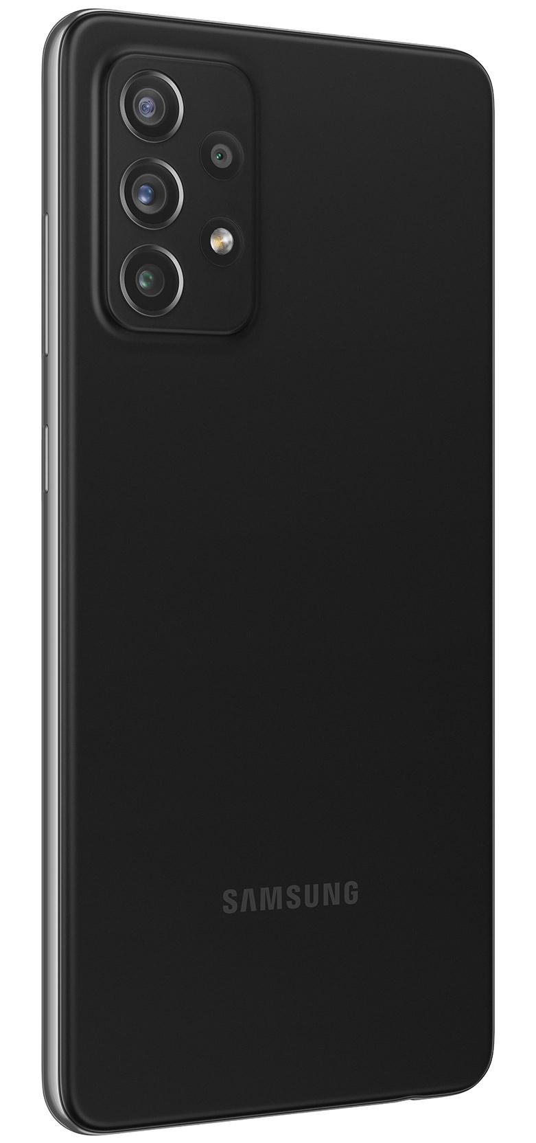 Samsung Galaxy A72 DS (SM-A725) 256GB Black - 4