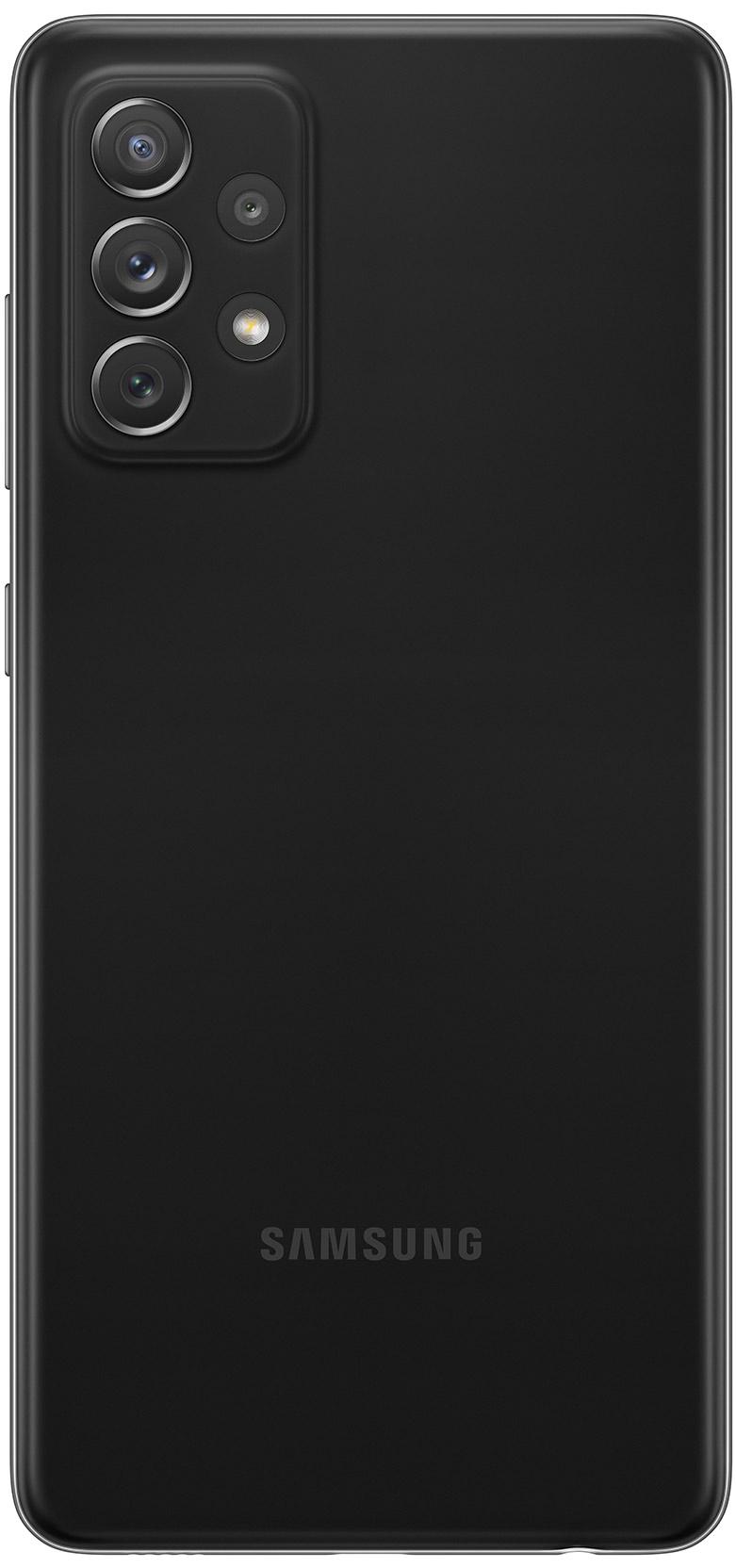 Samsung Galaxy A72 DS (SM-A725) 256GB Black - 3