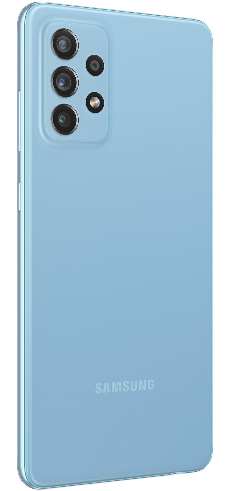 Samsung Galaxy A72 DS (SM-A725) 128GB Blue - 4