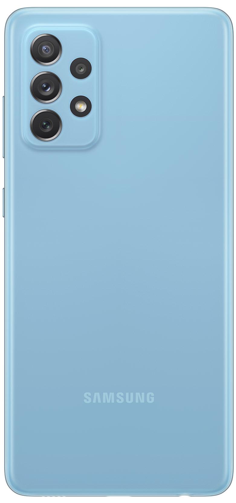 Samsung Galaxy A72 DS (SM-A725) 128GB Blue - 3