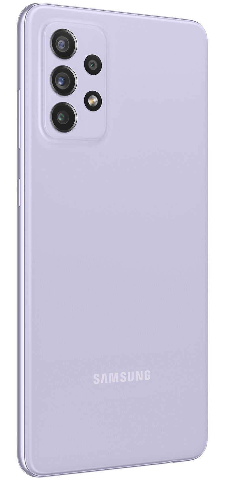 Samsung Galaxy A72 DS (SM-A725) 256GB Violet - 4