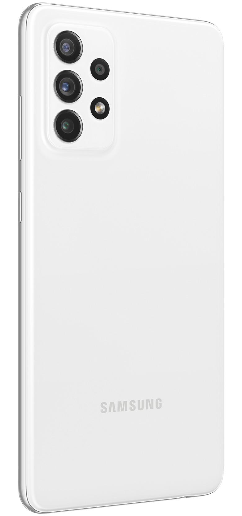 Samsung Galaxy A72 DS (SM-A725) 256GB White - 4